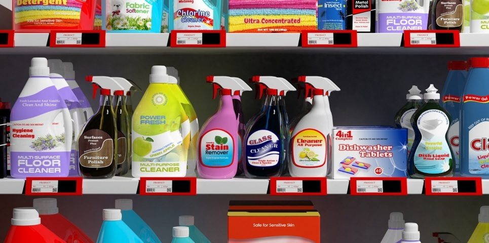EDI for Cleaning Products INDUSTRY
